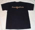 Black Tee Shirt w/Broadback PJS Logo