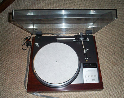 Mitsubishi-Turntable-LT-30