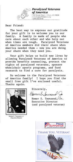 Paralyzed Veterans letter2